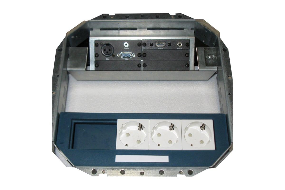Bodendoseneinsätze, Bodendoseneinsätze von IMBS, Bodendoseneinsätze bestückt, Bodendoseneinsätze bestücken lassen