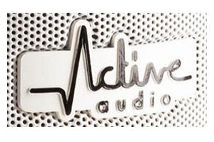 Partner Logo Active Audio, Logo Active Audio