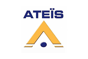 Partner Logo Ateis, Logo Ateis
