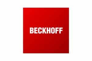 Partner Logo Beckhoff, Logo Beckhoff