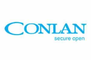 Partner Logo Conlan, Logo Conlan
