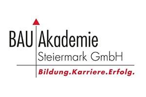 Refernz Logo Bau Akademie Steiermark GmbH, Refernz Bau Akademie Steiermark GmbH