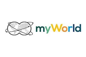 Refernz Logo myWorld Solution AG, Refernz myWorld Solution AG