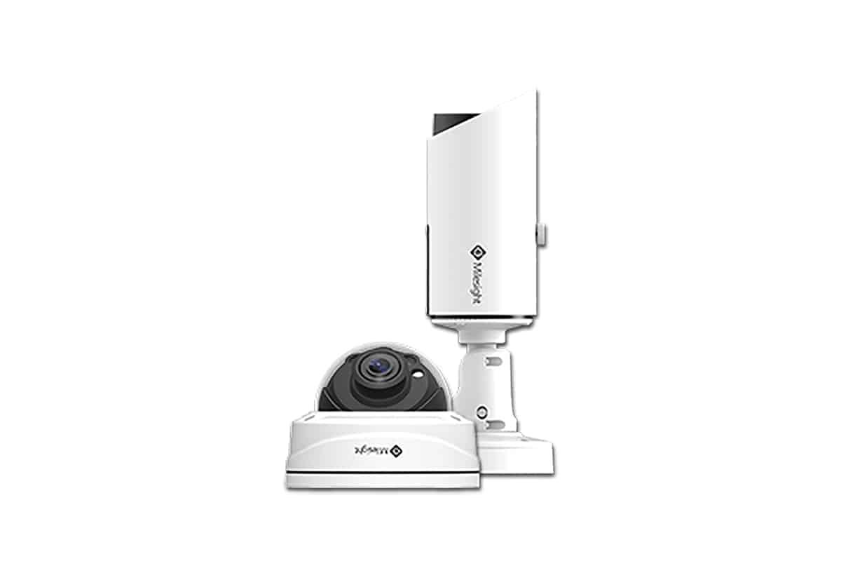 Unsere Produkte, Videotechnik, Kameras, Milesight Pro-Serie, IP-Kamera, Foto von Milesight Pro Kameras, Hintergrund weiß