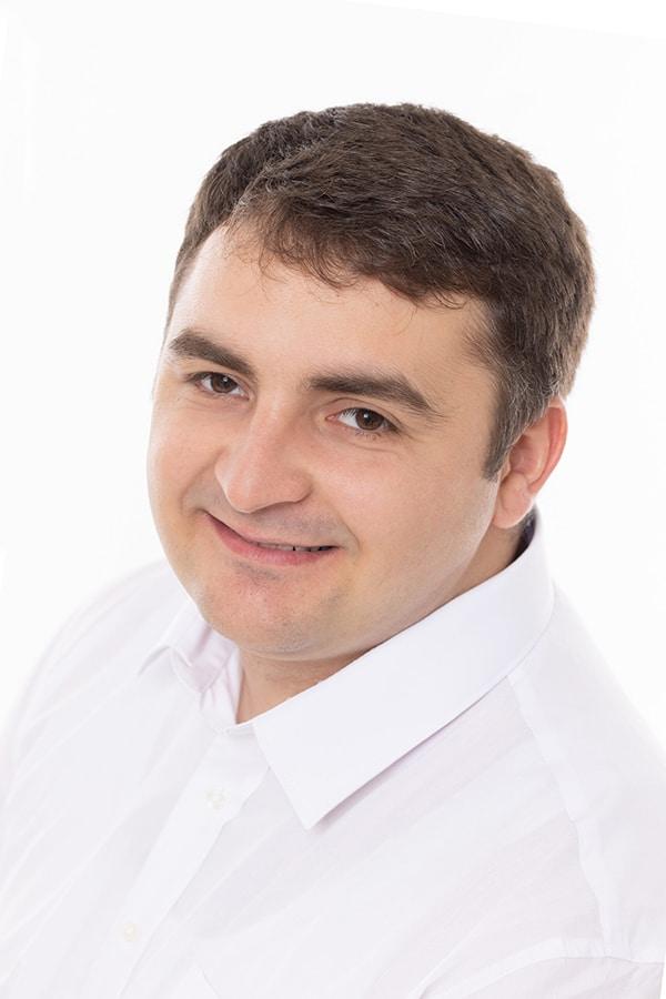 Beniamin Aitonean, Team IMBS GmbH, CEO, Vertrieb, Lösungsmanagement