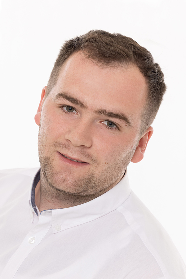Daniel Vasiu, Team IMBS GmbH, Technik, Lagerverwaltung